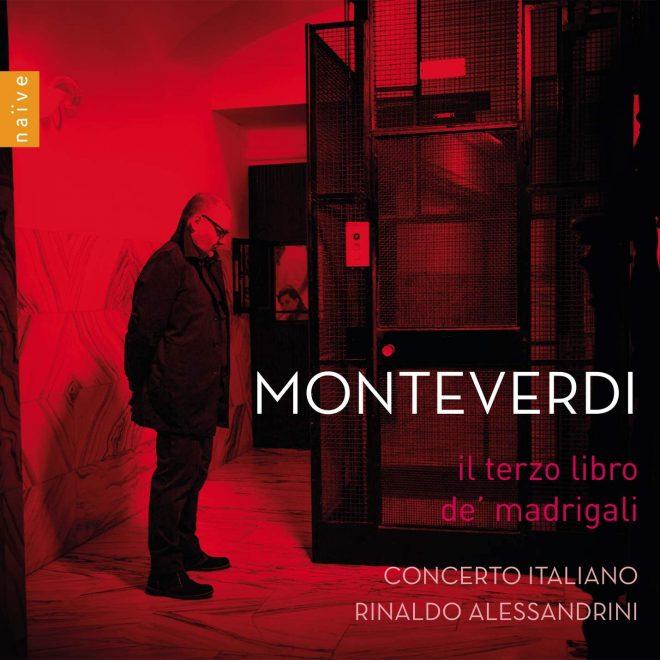 Concerto Italiano Monteverdi terzo libro