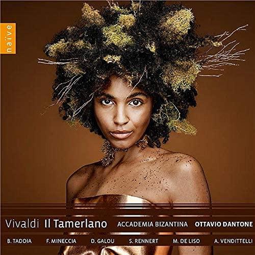 Dantone conducts Vivaldi's opera Tamerlano for the naïve complete series