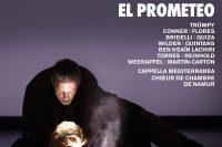 CD cover of Draghi El prometeo