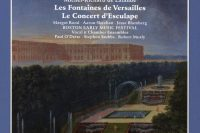 CD cover of de Lalande Les Fontaines de Versailles