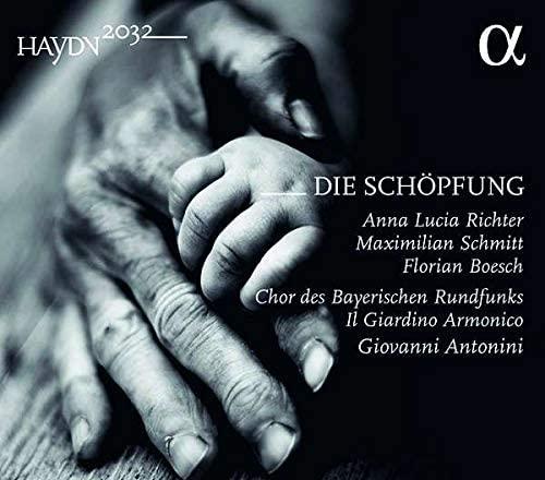 Antonini directs Haydn's Die Schöpfung as part of Haydn 2032
