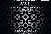 Bach Wohltemperierte Klavier 2 Steven Devine