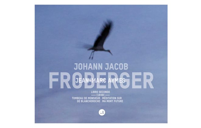 Jean-Marc Aymes plays Froberger's 2nd book of pieces for keyboard