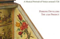 CD cover of The 1750 Project Serenissima Music in Venice in 1726