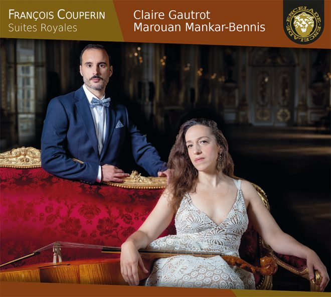 CD Encelade Couperin Suites royales