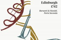 CD cover Edinburgh 1742 Ensemble Marsyas Parte seconda