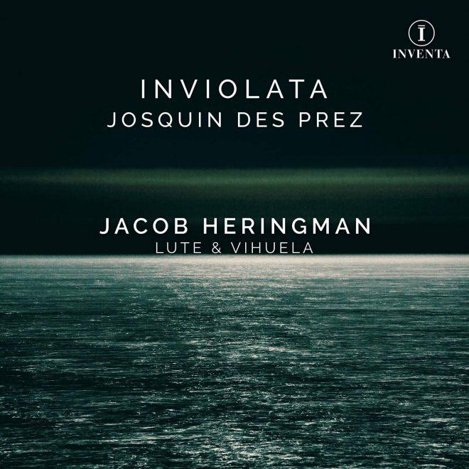 Jacob Heringman plays Josquin Inviolata