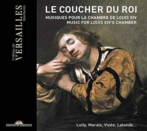 CD cover Le coucher du Roi