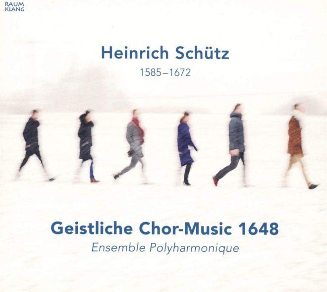 Schütz Geistliche Chor-Music 1648