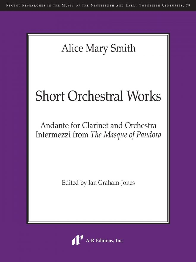 Alice Mary Smith Short Orchestral Works RRMNETC78