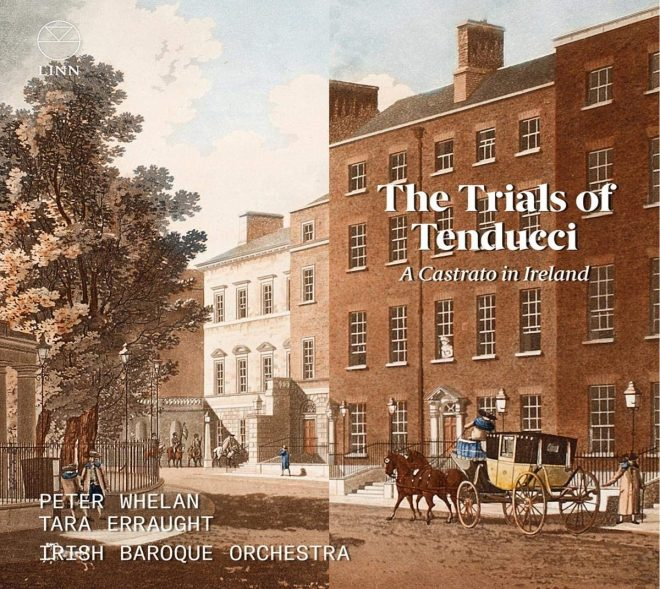 CD cover The trials of Tenducci
