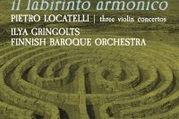 CD cover il labirinto armonico