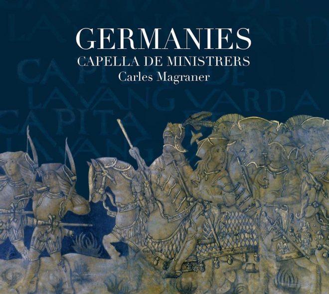 CD cover of Revolta de les germanies Carles Magraner