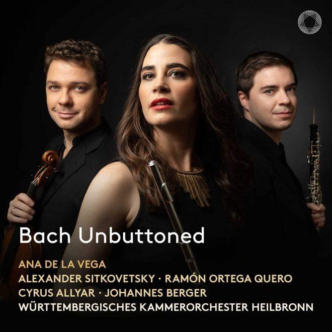 Bach Unbuttoned Brandenburgs