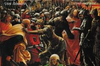 CD Cover Isaac Missa Wohlauff gut Gsell von hinnen