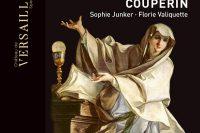 CD cover Couperin Leçons de ténèbres Versailles