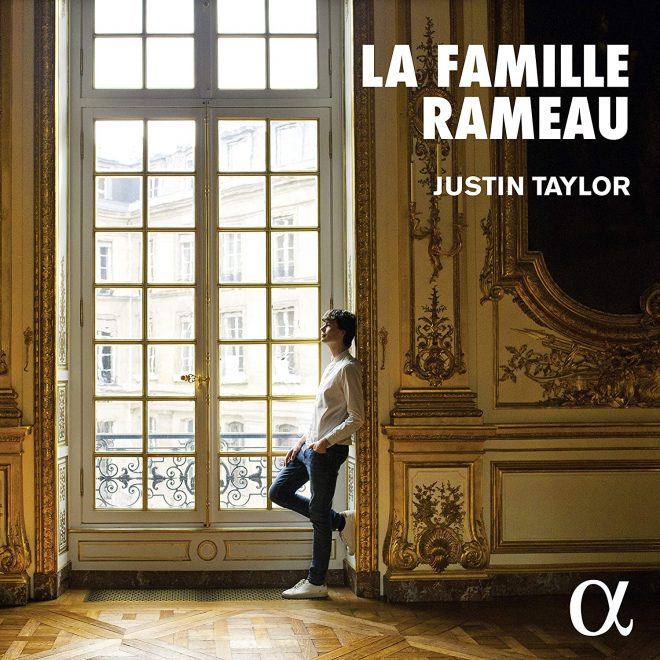 CD cover of La famille Rameau Justin Taylor