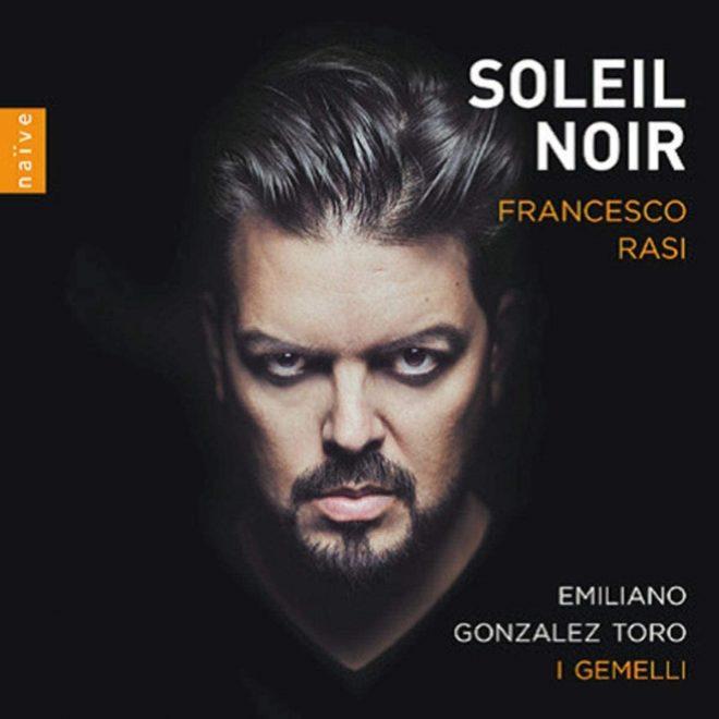 CD cover of Soleil noir Gonzalez Toro