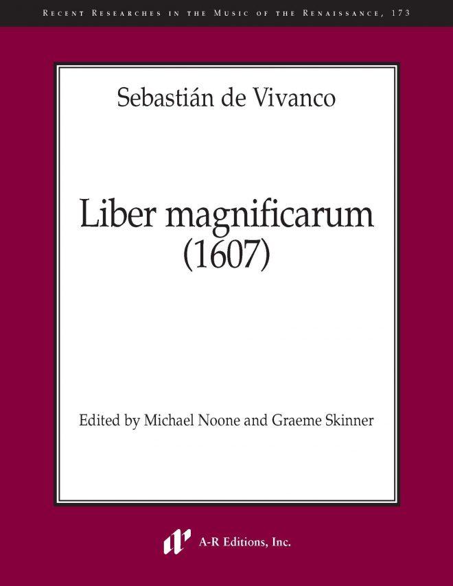 Vivanco Liber magnificarum R173_Cover