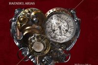 CD cover Anachronistic Hearts Heloise Mas London Handel Orchestra