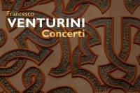 CD cover la festa musicale play concerti by Venturini