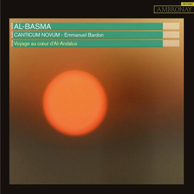 CD cover of Al-Basma Canticum novum