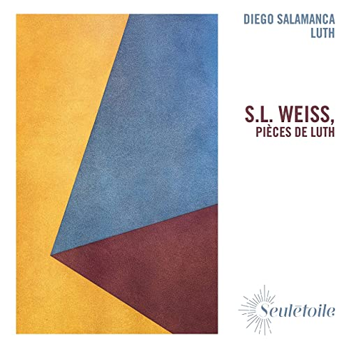 Diego Salamanca plays lute music by Weiss