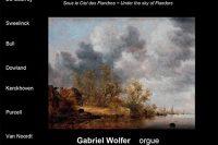 Gabriel Wolfer plays Flemish music on a Swiss organ