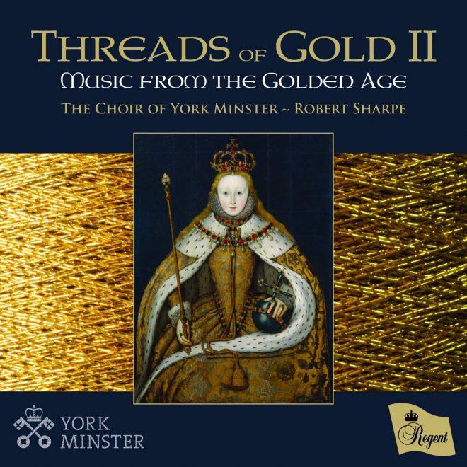 York Minster Threads of Gold II