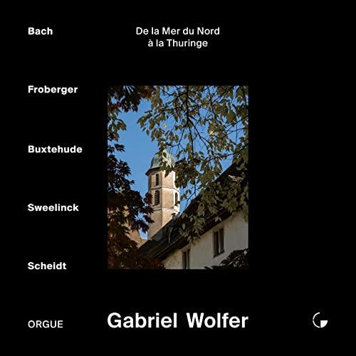 Cover of De la mer du Nord Gabriel Wolfer
