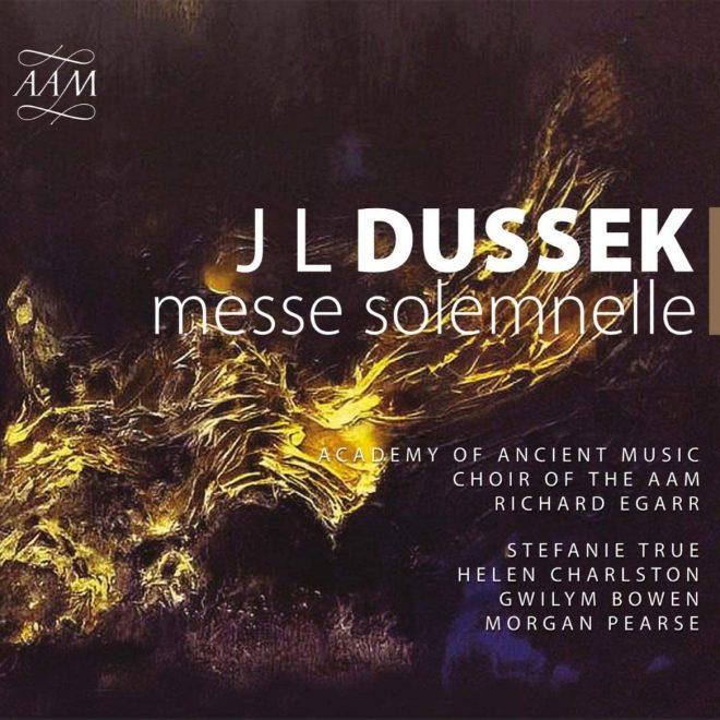 AAM011 Dussek Messe Solemnelle Egarr
