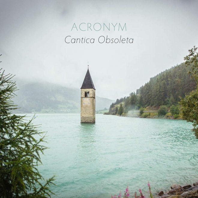 CD cover ACRONYM Cantica Obsoleta