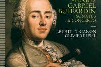 CD cover Buffardin Olivier Riehl