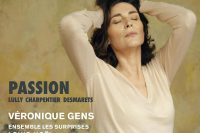 CD cover Véronique Gens Passion