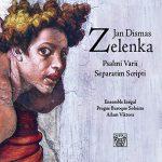 CD cover Zelenka Psalmi Varii Separatim Scriptum