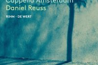CD cover In Umbra Mortis A chromatic journey Cappella Amsterdam