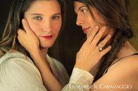 CD cover Madonna della Grazia Ensemble Il Caravaggio